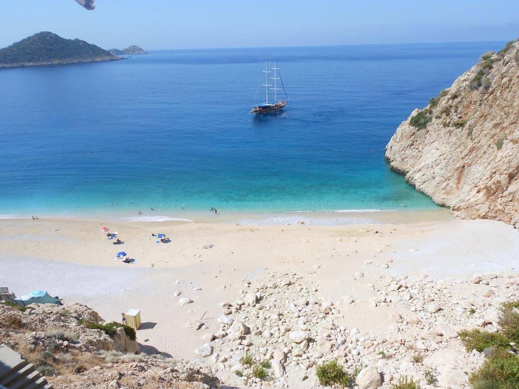 Пляж Капуташ в Турции, фото 5