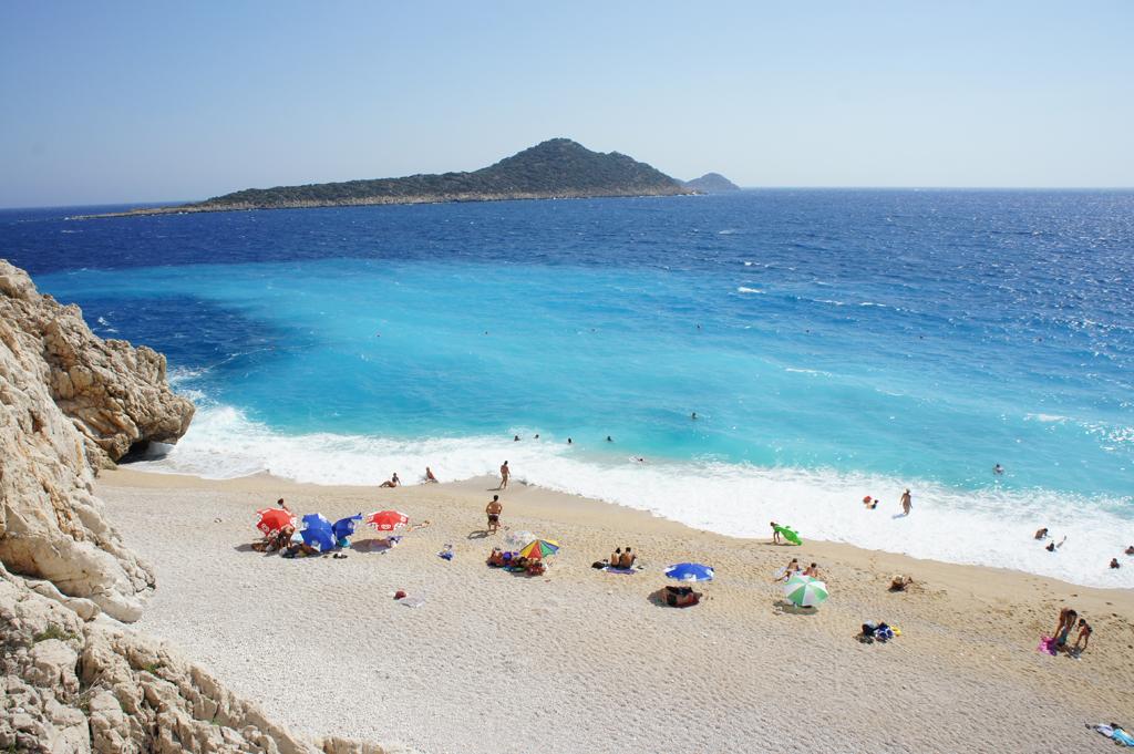 Пляж Капуташ в Турции, фото 7