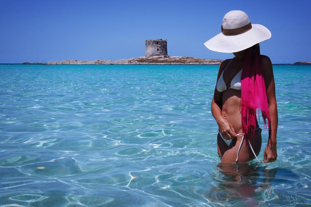 Пляж Ла Пелоза в Италии, фото 1