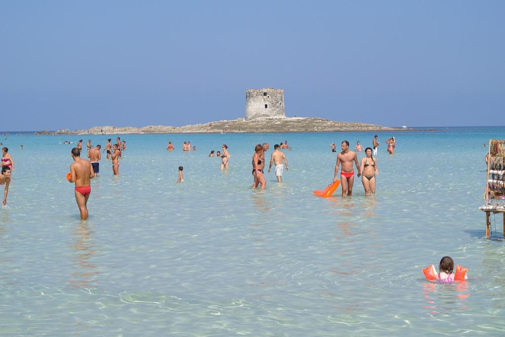 Пляж Ла Пелоза в Италии, фото 9