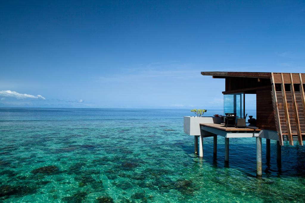 Пляж острова Алила Виллас Хадахаа на Мальдивских островах, фото 6