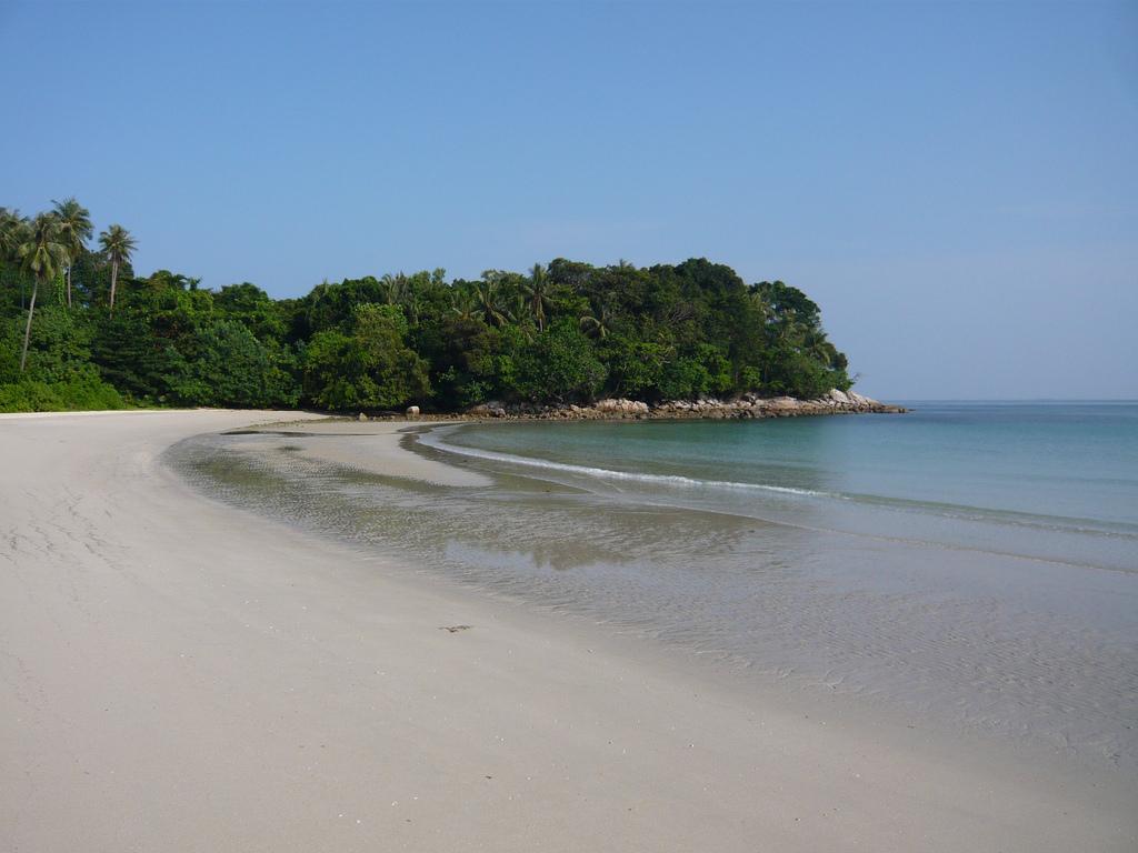 Пляж острова Бинтан в Индонезии, фото 5