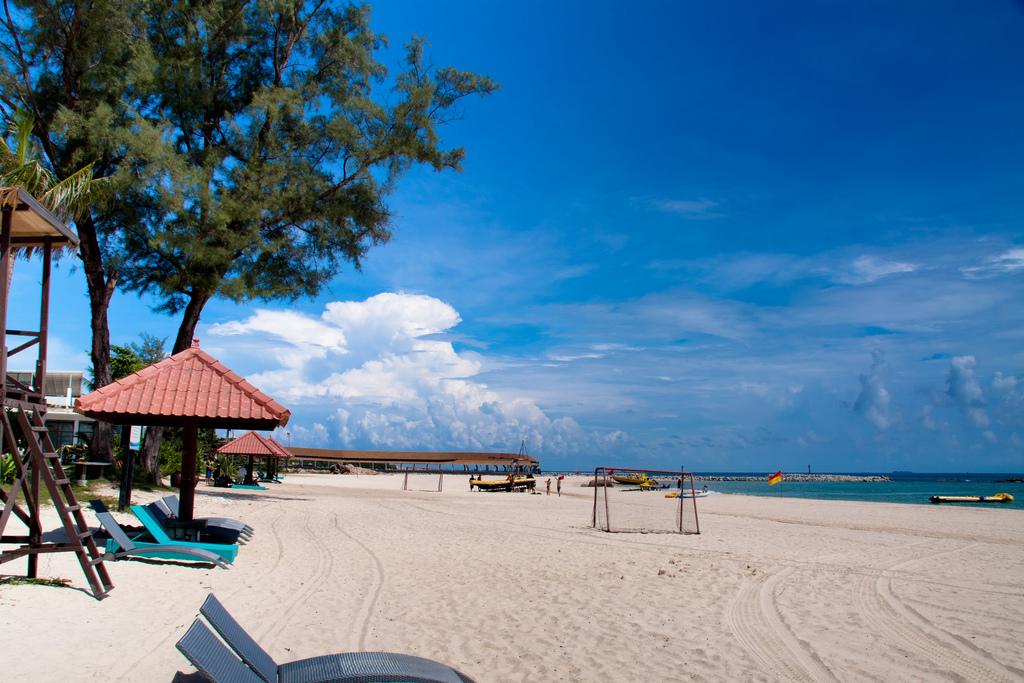 Пляж острова Бинтан в Индонезии, фото 6