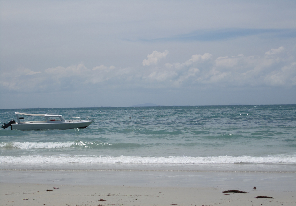 Пляж острова Бинтан в Индонезии, фото 7
