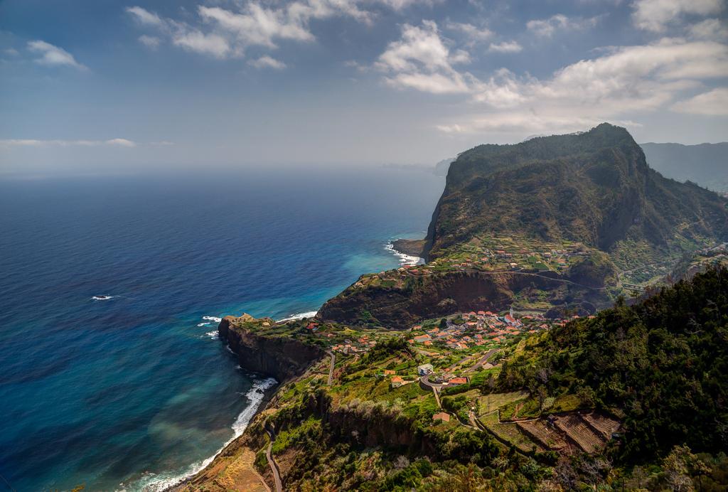 Пляж острова Мадейра в Португалии, фото 13