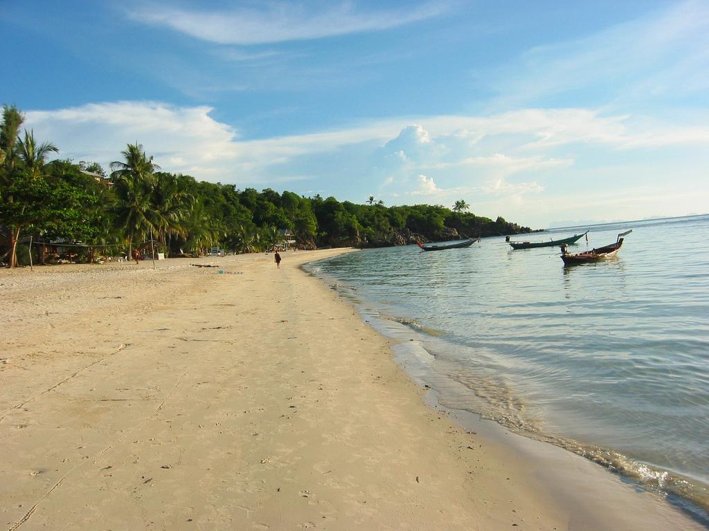 Пляж острова Пханган в Таиланде, фото 5