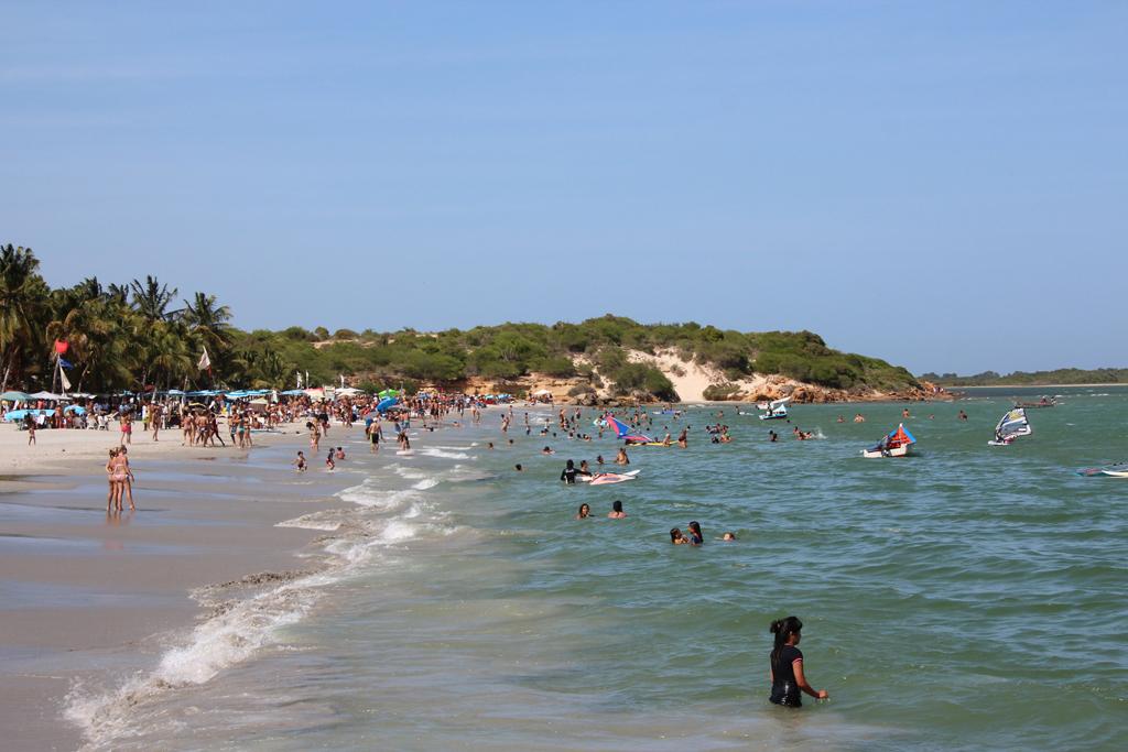 Пляж Плайя Эль Яке в Венесуэле, фото 4
