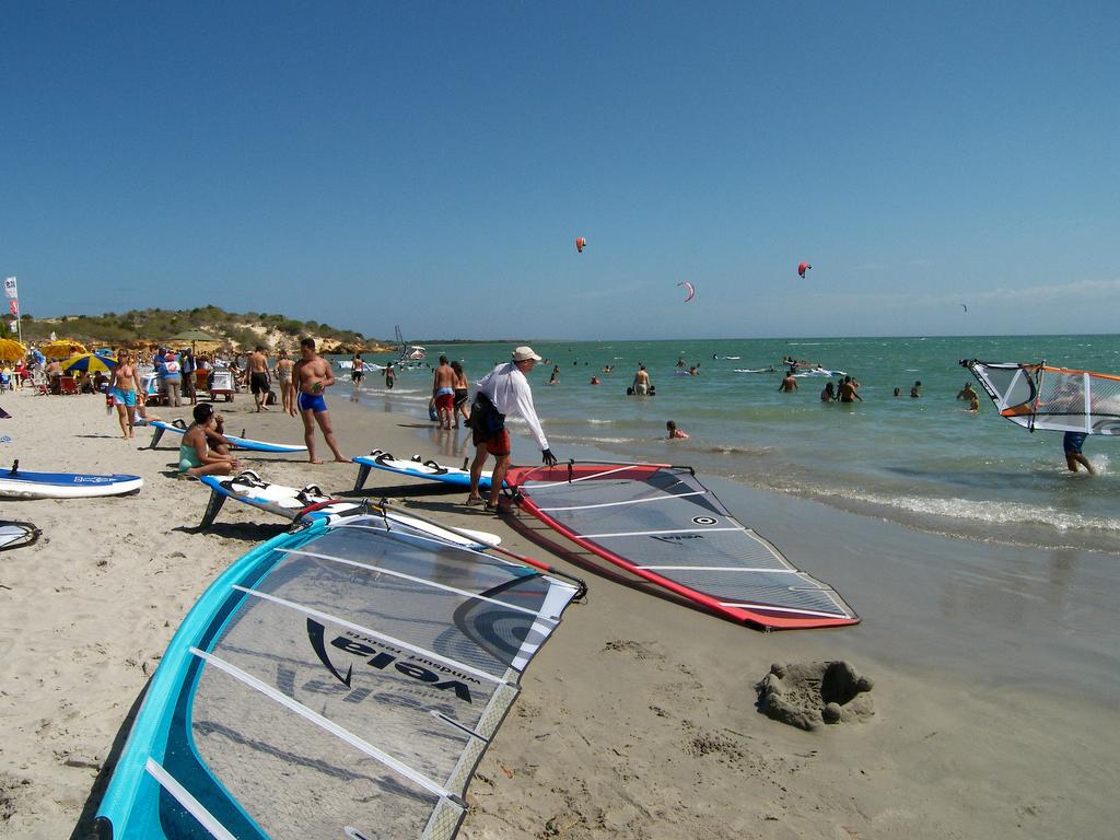 Пляж Плайя Эль Яке в Венесуэле, фото 5