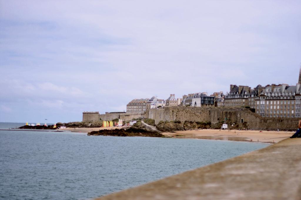 Пляж Сен-Мало во Франции, фото 5