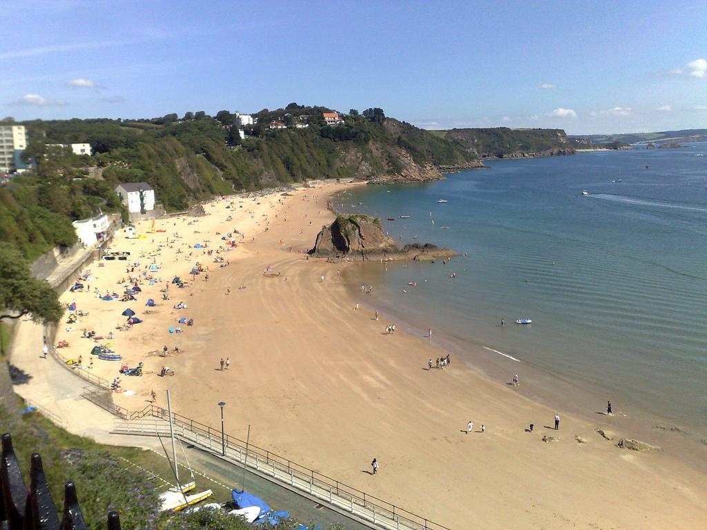 Пляж Тенби в Великобритании, фото 3