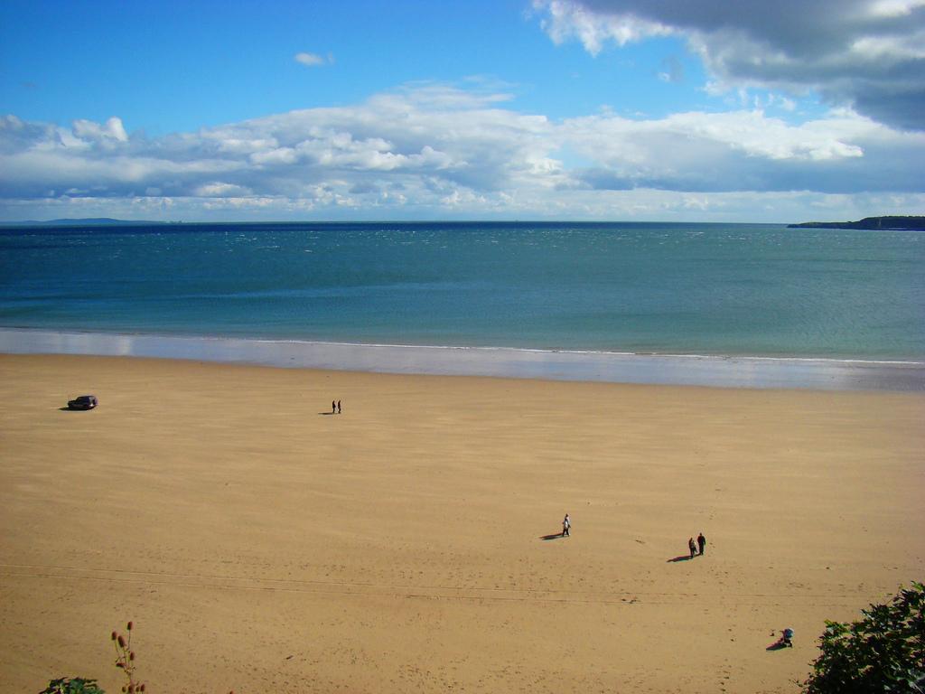 Пляж Тенби в Великобритании, фото 4