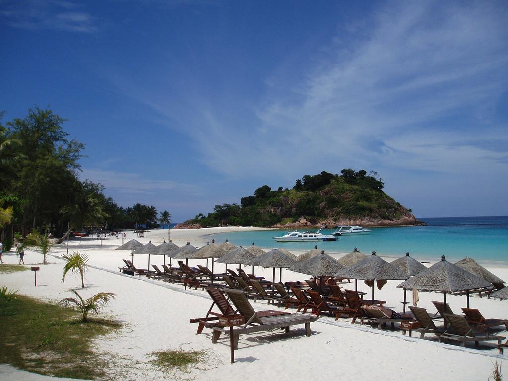 Пляж Теренгану в Малайзии, фото 1