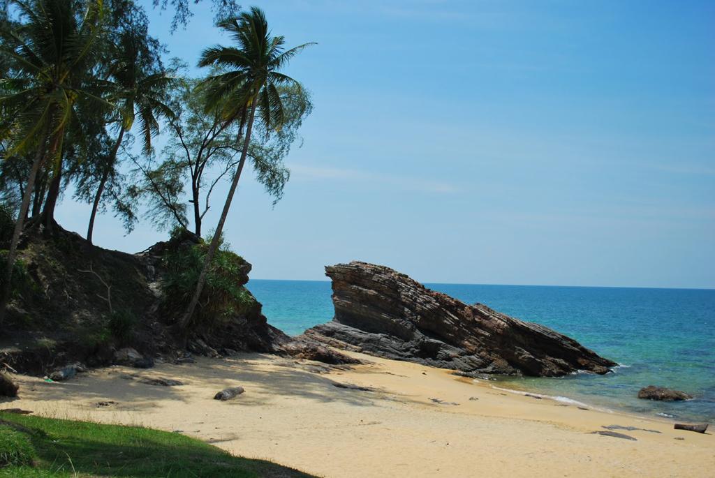 Пляж Теренгану в Малайзии, фото 4