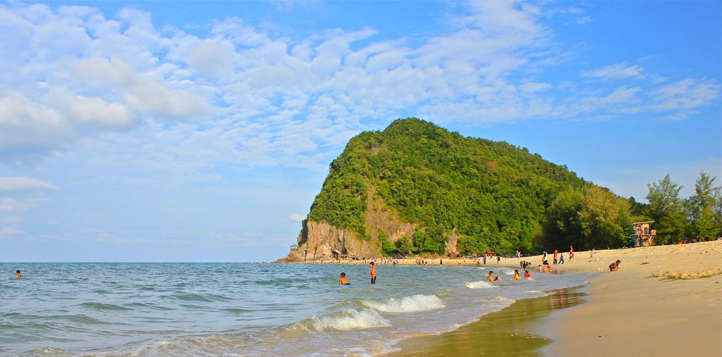 Пляж Теренгану в Малайзии, фото 5