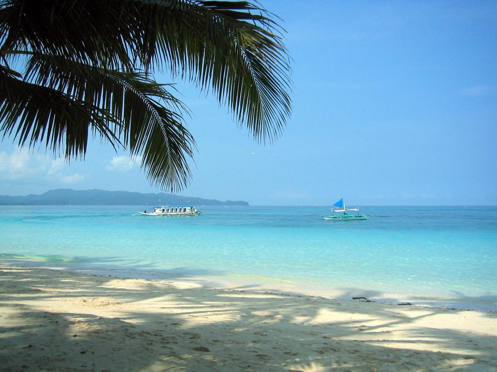 Пляж Ваит Бич на Филиппинах, фото 3