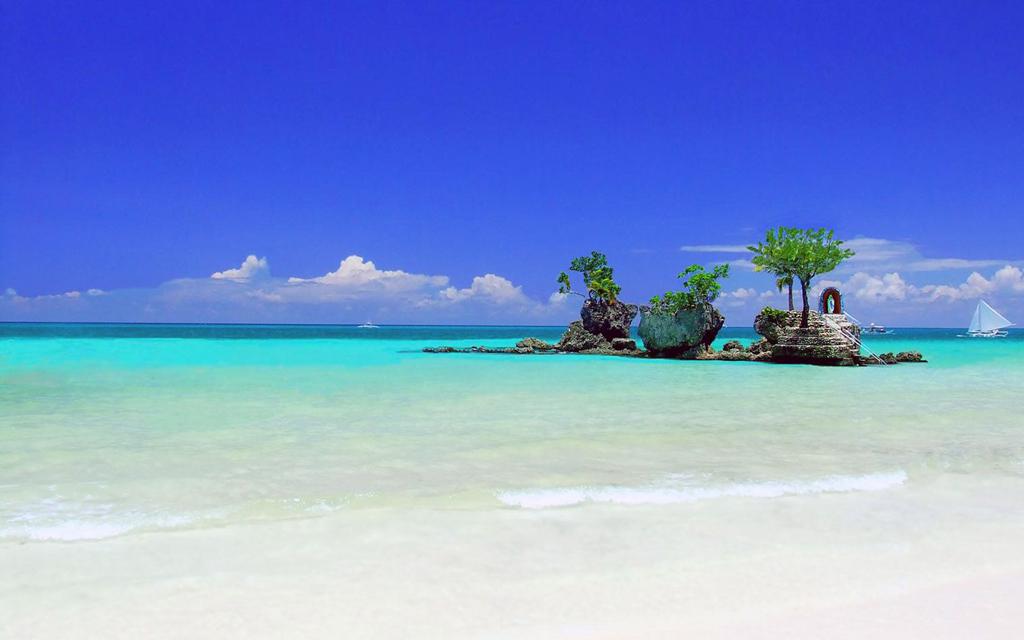 Пляж Ваит Бич на Филиппинах, фото 4