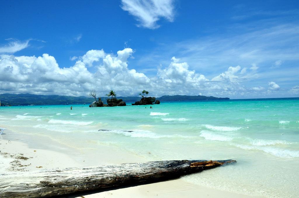 Пляж Ваит Бич на Филиппинах, фото 5