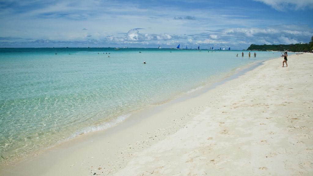 Пляж Ваит Бич на Филиппинах, фото 7