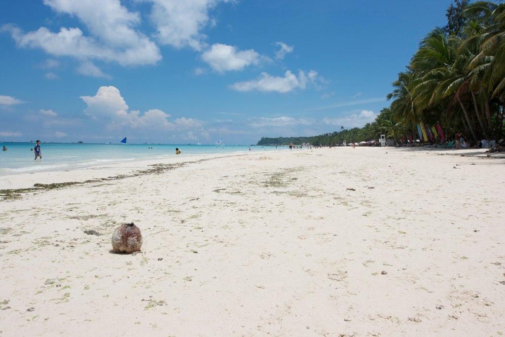 Пляж Ваит Бич на Филиппинах, фото 8