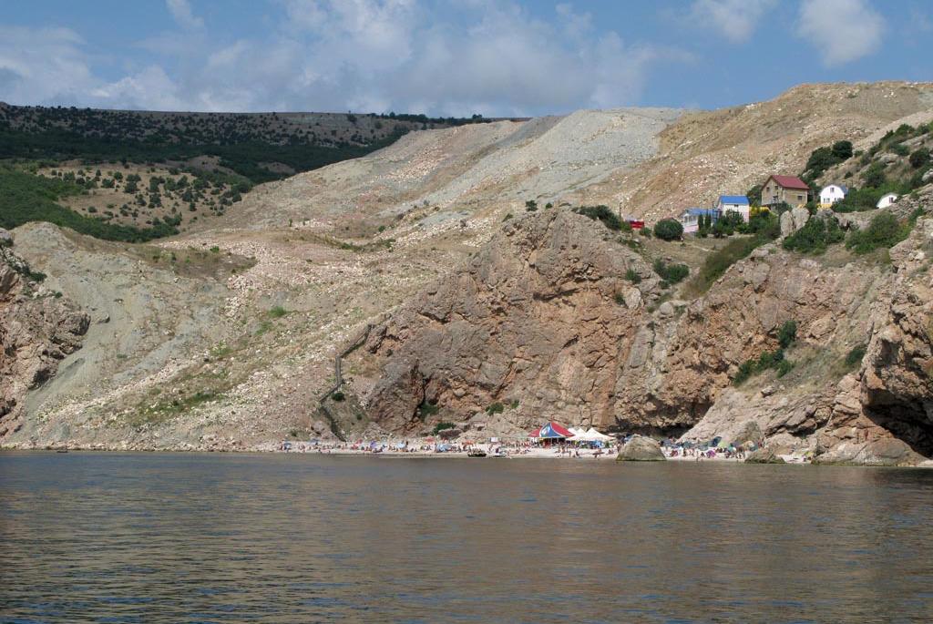 Пляж Василева Балка в Украине, фото 2