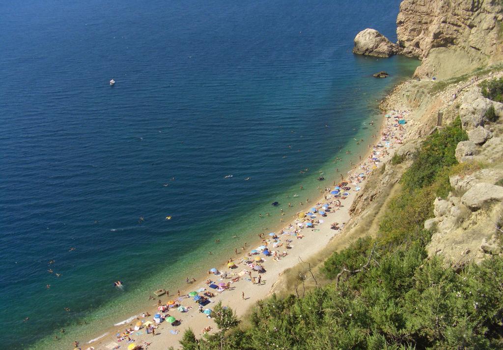 Пляж Василева Балка в Украине, фото 3