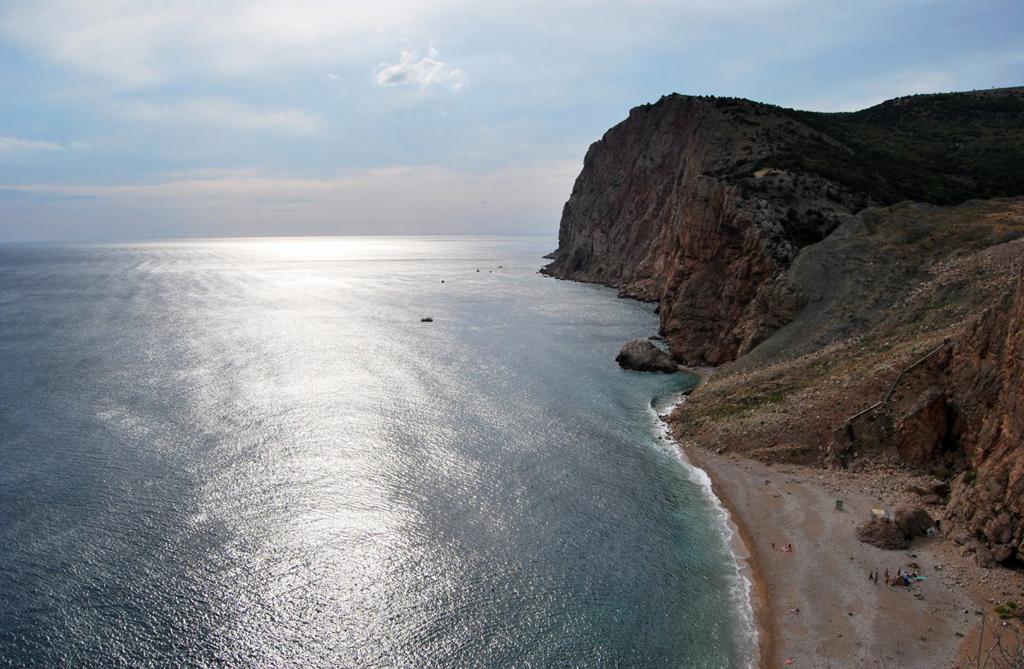 Пляж Василева Балка в Украине, фото 5