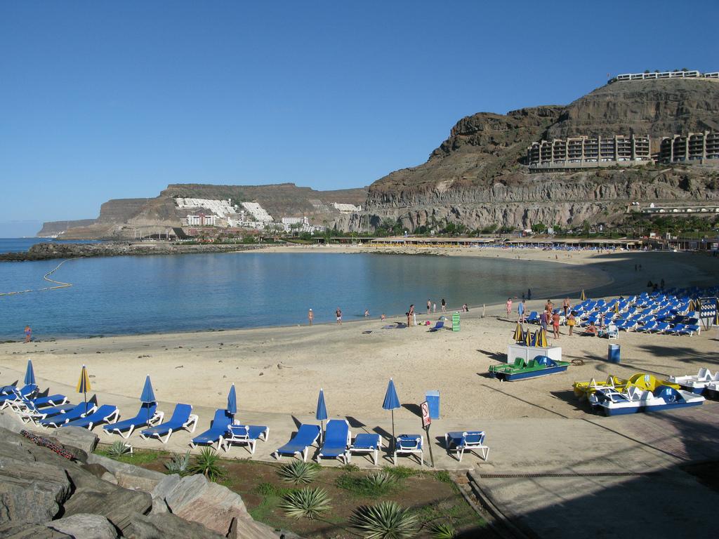 Пляж Амадорес в Испании, фото 5