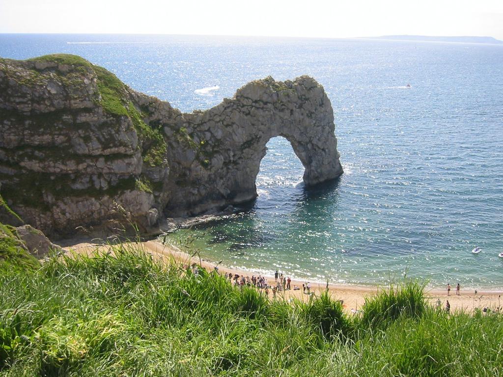 Пляж Дурдл Дор в Великобритании, фото 2