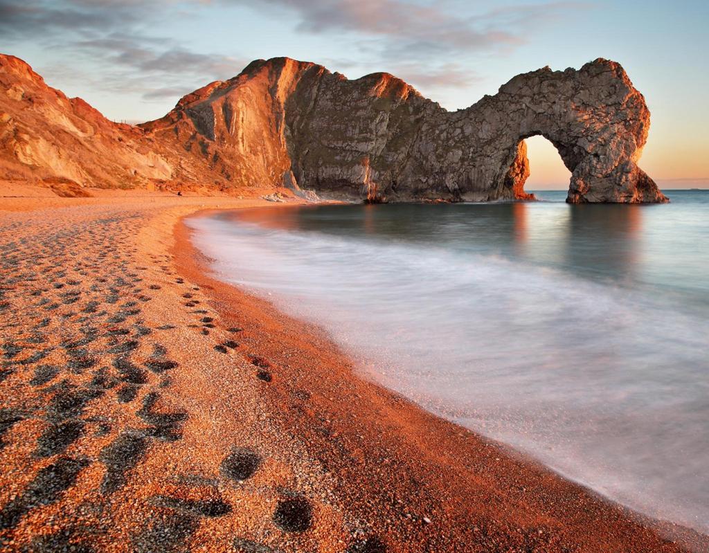 Пляж Дурдл Дор в Великобритании, фото 6