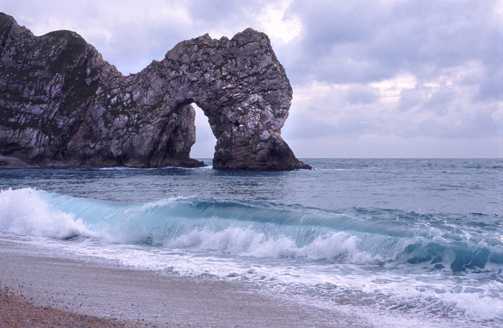 Пляж Дурдл Дор в Великобритании, фото 7