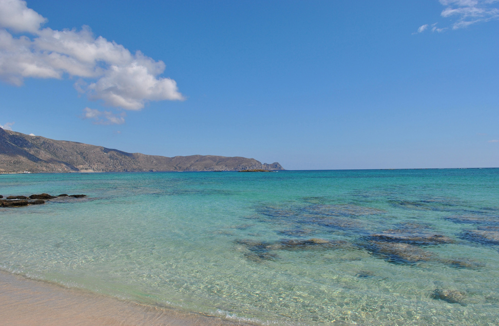Пляж Элафониси в Греции, фото 6