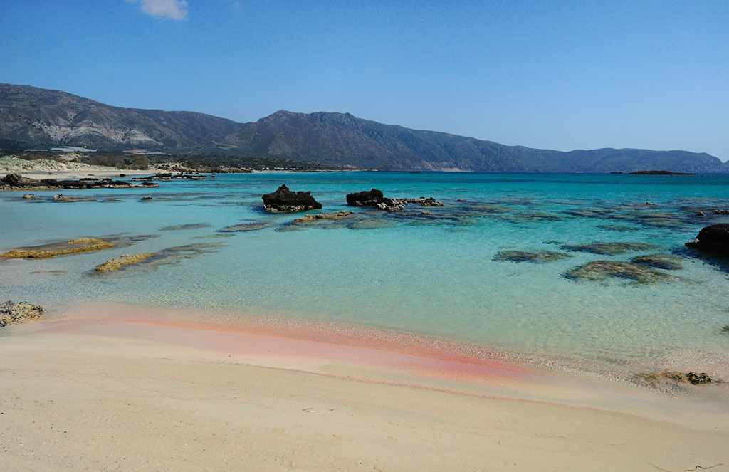 Пляж Элафониси в Греции, фото 9
