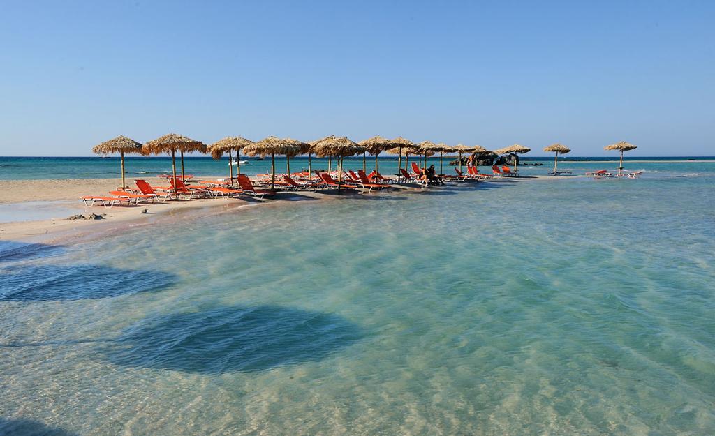 Пляж Элафониси в Греции, фото 12
