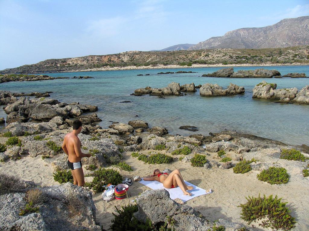Пляж Элафониси в Греции, фото 15
