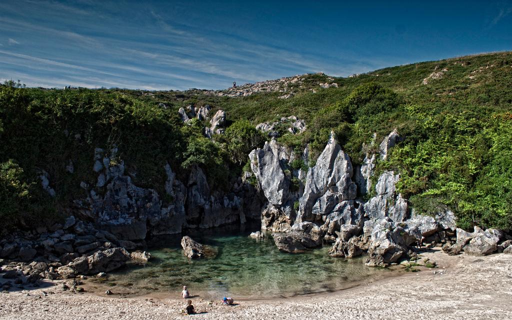 Пляж Гульпиюри в Испании, фото 4