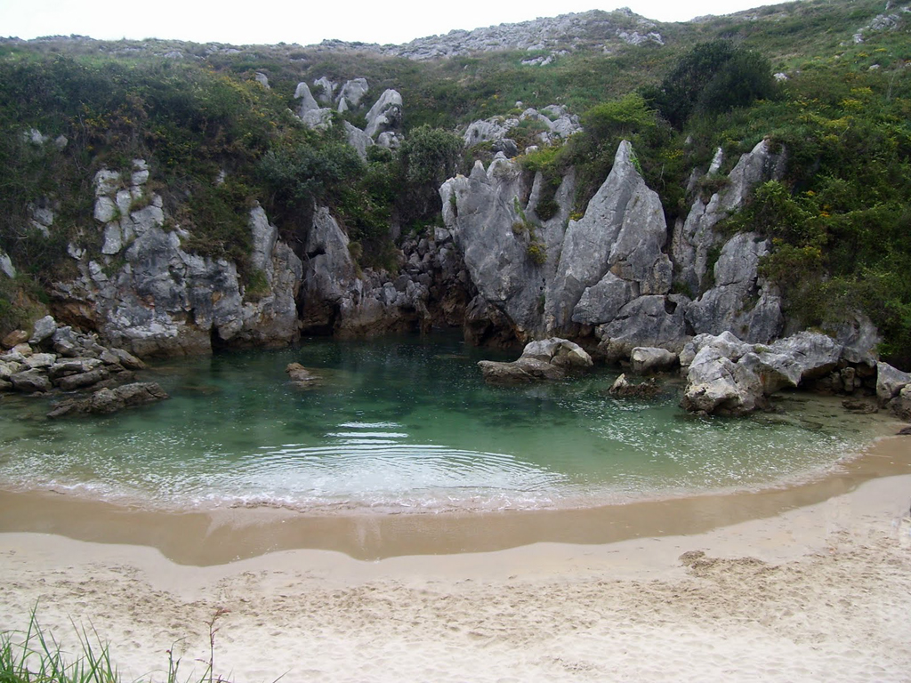 Пляж Гульпиюри в Испании, фото 5