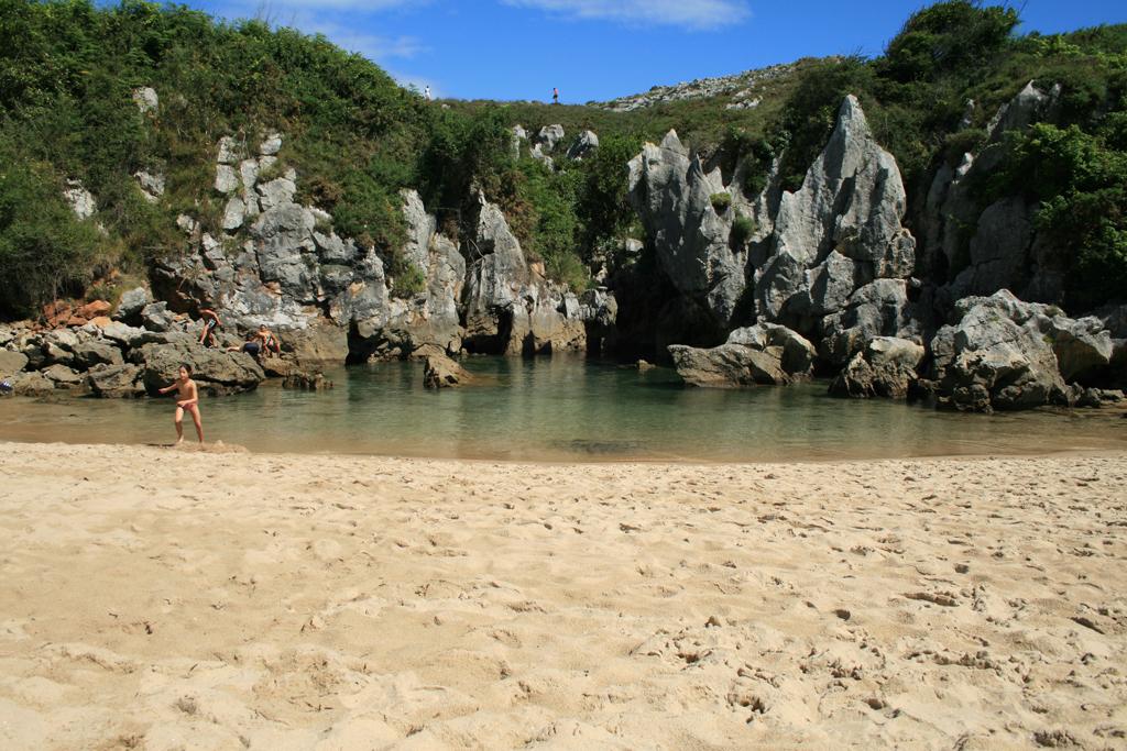 Пляж Гульпиюри в Испании, фото 6