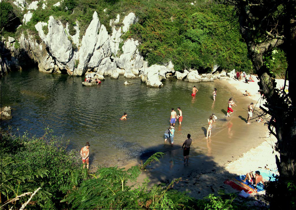 Пляж Гульпиюри в Испании, фото 7