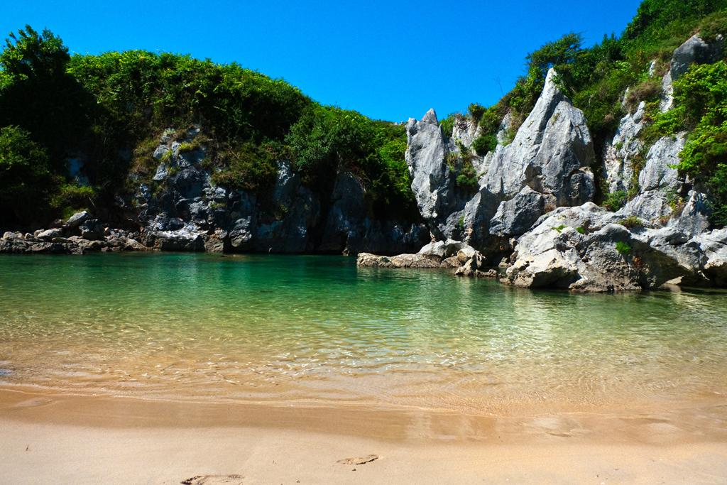 Пляж Гульпиюри в Испании, фото 10