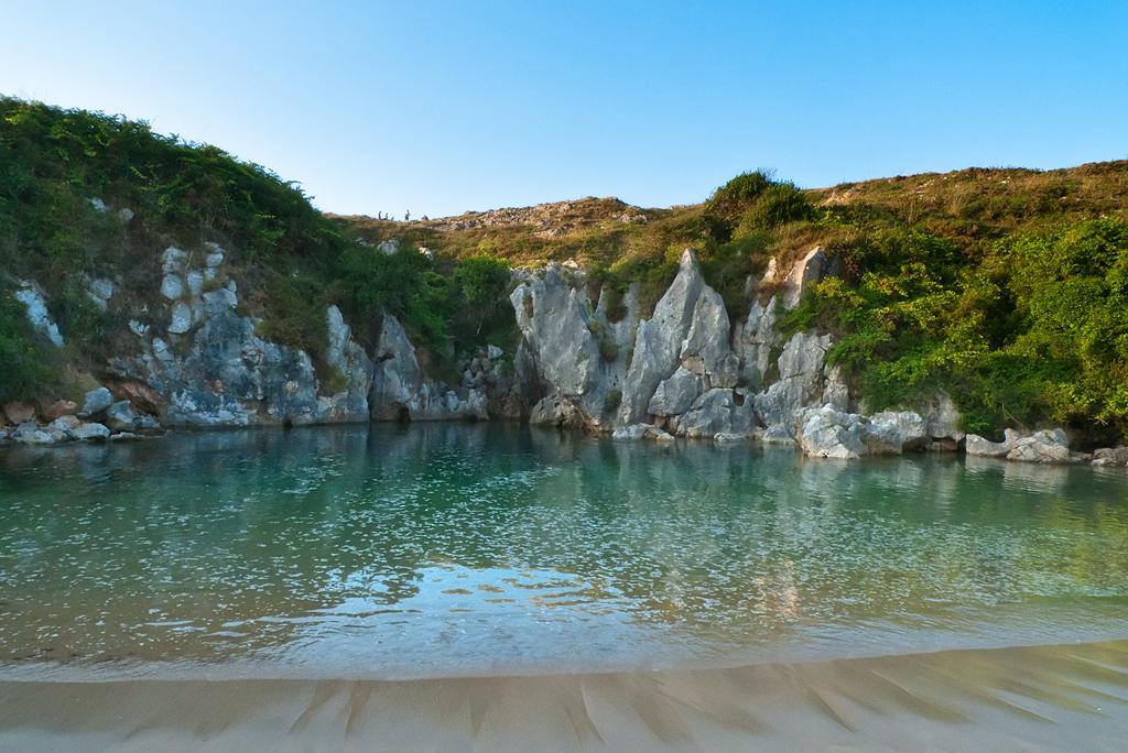 Пляж Гульпиюри в Испании, фото 11