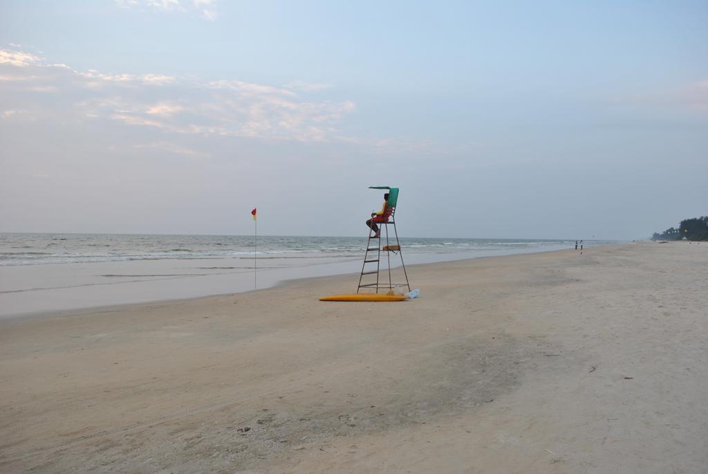 Пляж Кавелоссим в Индии, фото 4