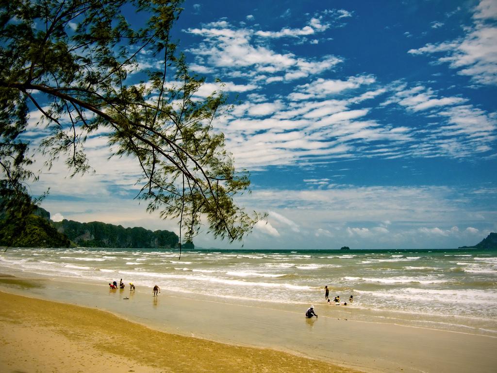Пляж Краби в Таиланде, фото 2