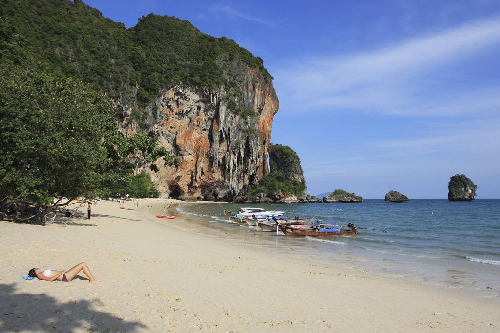 Пляж Краби в Таиланде, фото 3