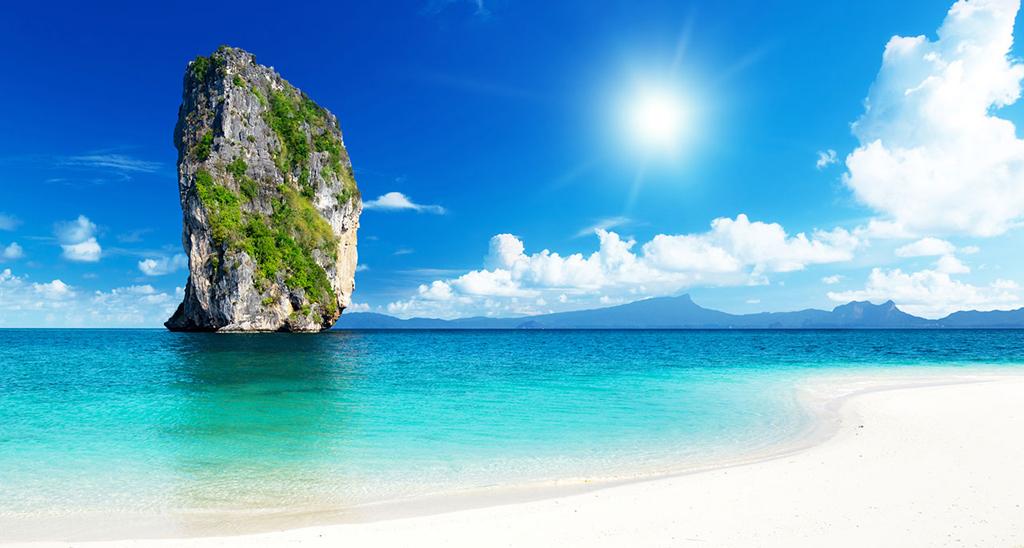 Пляж Краби в Таиланде, фото 4
