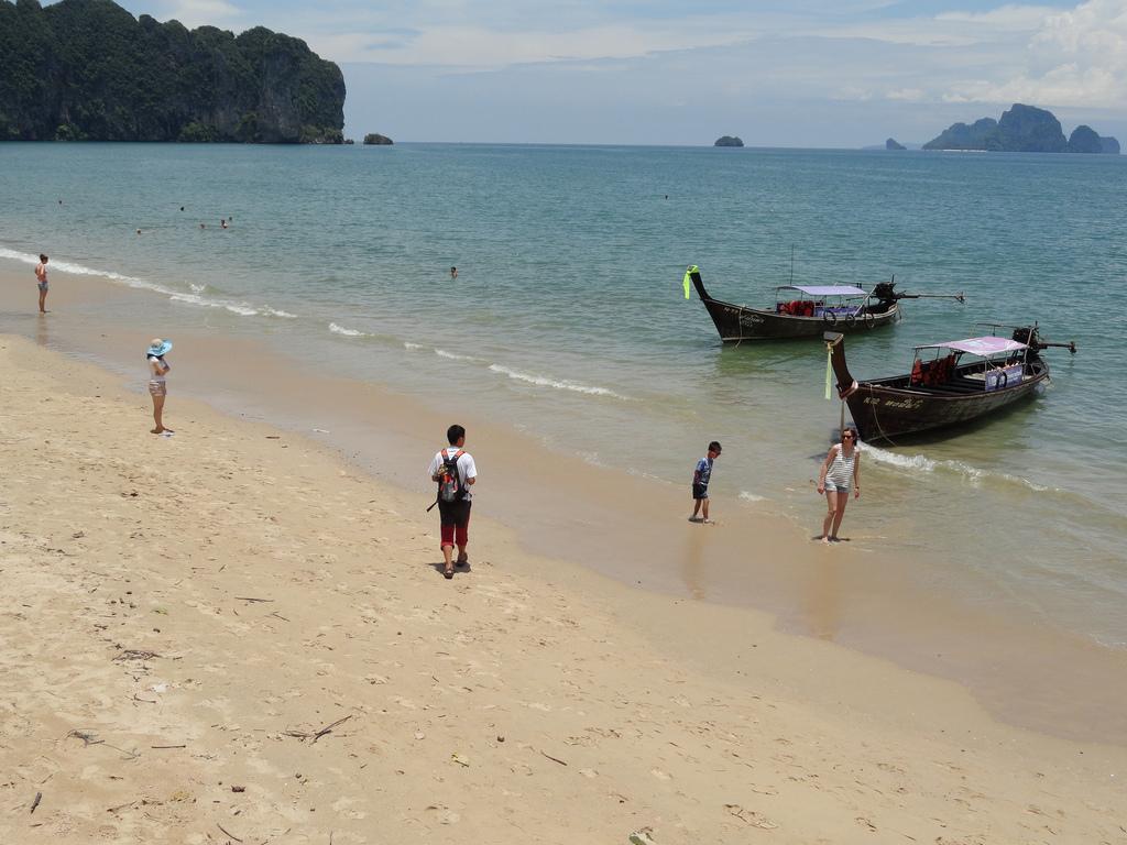 Пляж Краби в Таиланде, фото 5