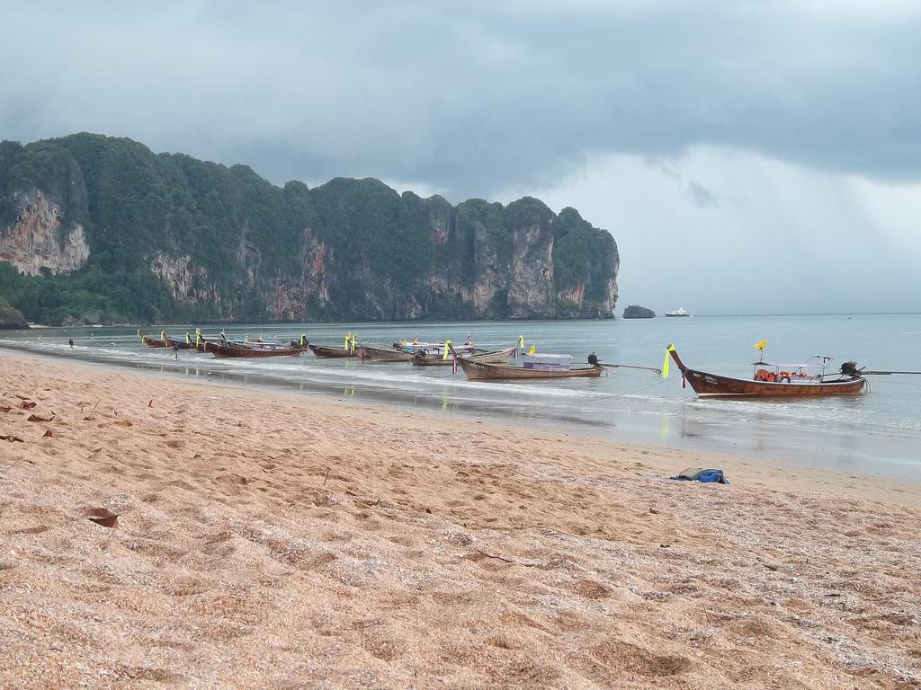 Пляж Краби в Таиланде, фото 6