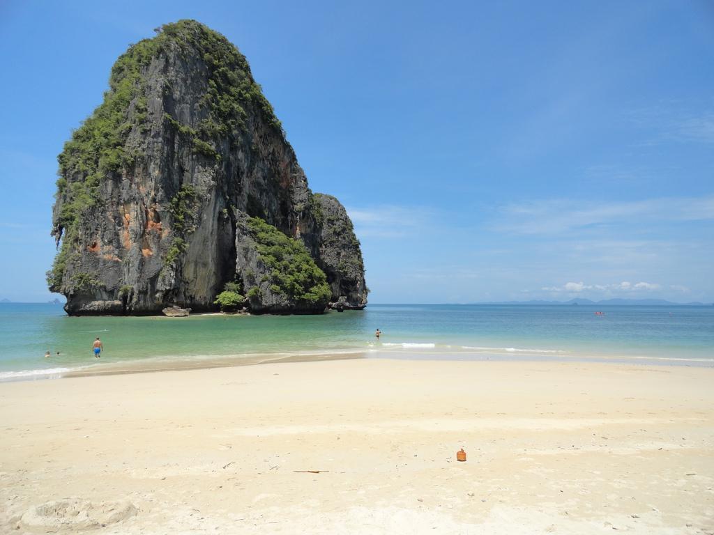 Пляж Краби в Таиланде, фото 7