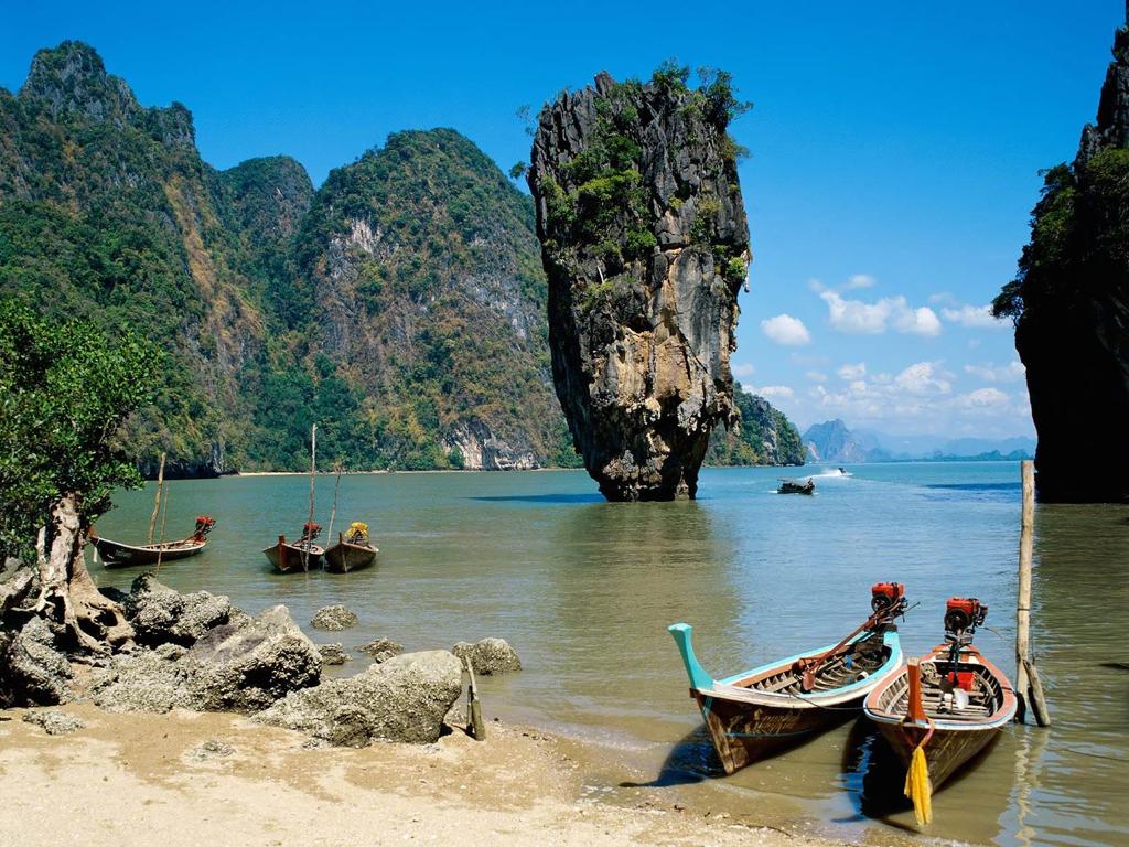 Пляж Краби в Таиланде, фото 11
