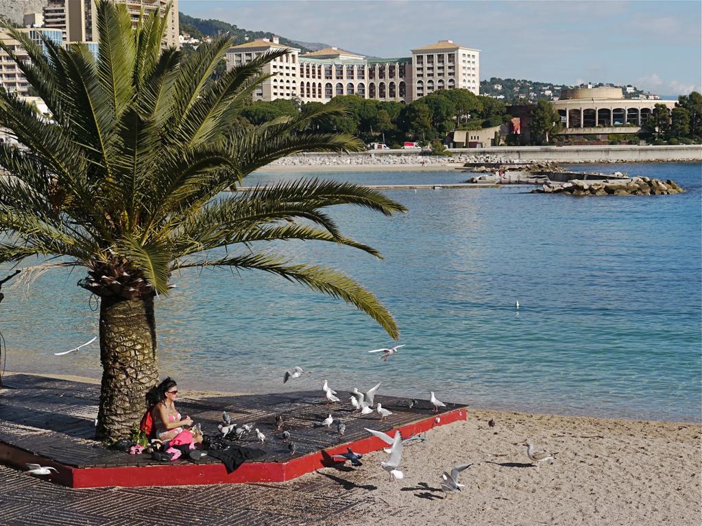 Пляж Ларвотто во Франция, фото 6