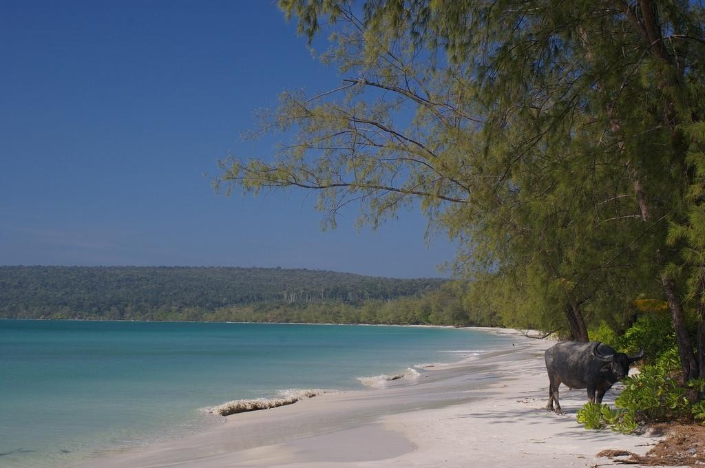 Пляж Лонг Сет в Камбодже, фото 2